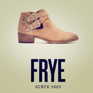 FRYE RAY WESTERN SHOOTIES